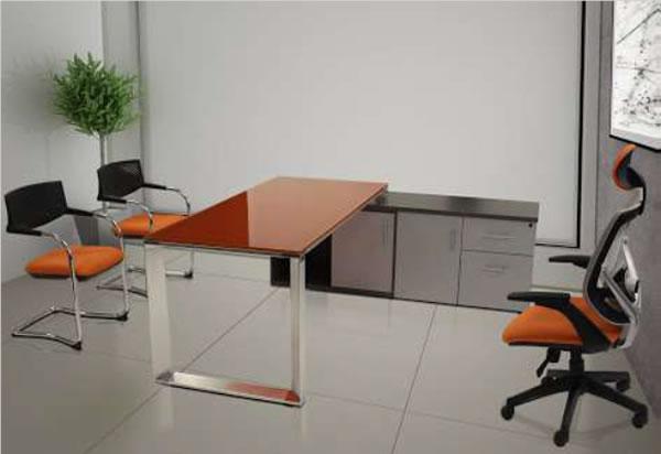 Mobiliario de oficina l nea dakota for Mobiliario de oficina recepcion